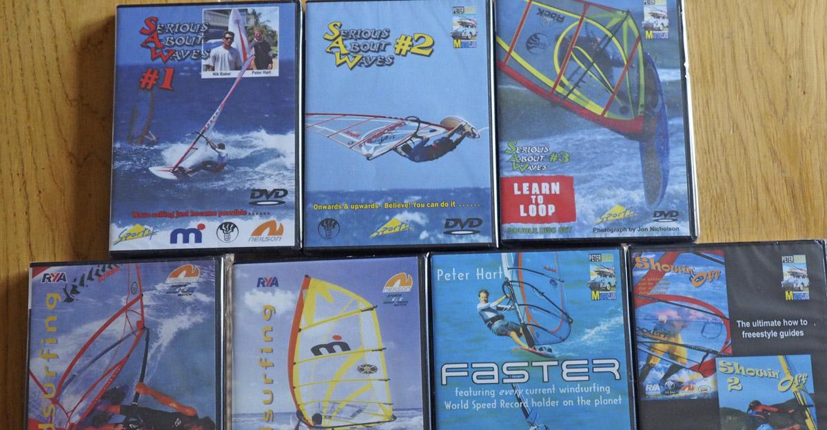 Masterclass DVDs